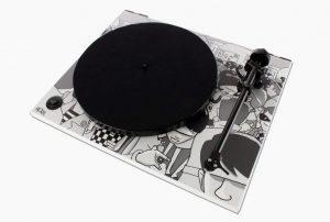 Platines vinyles