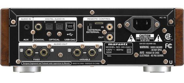 MARANTZ AMPLI DAC HD1