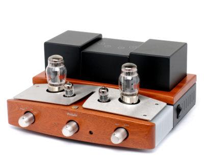 Amplificateur stéréo intégré à tubes Preludio (3290 €)