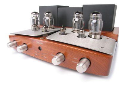 Amplificateur intégré à tubes – Double mono - Sinfonia (5390 €)
