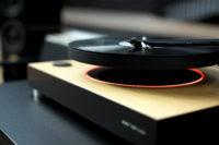 Platine vinyles à sustentation magnétique